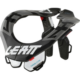 Leatt DBX 3.5 Nakkekrave, fuel/black